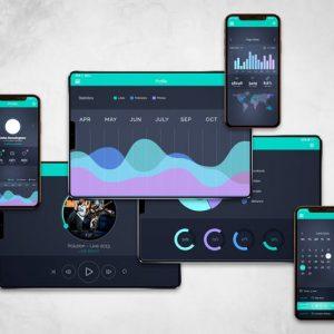 iPhone & iPad X Mockup V.2