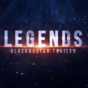 Legends Blockbuster Title
