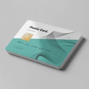Plastic Card Mock-up