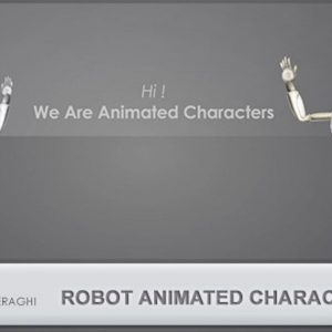 Robot Animated Characters Pack