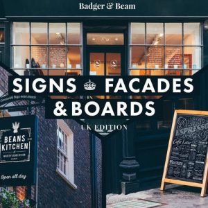 Signs & Facades Mockups (UK edition)