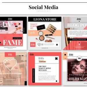 Social Media Design Kit