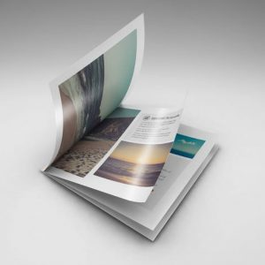 Square Brochure/ Catalog Mockups
