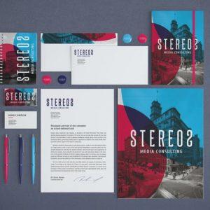 Stationery / Branding Mock-Up's Set