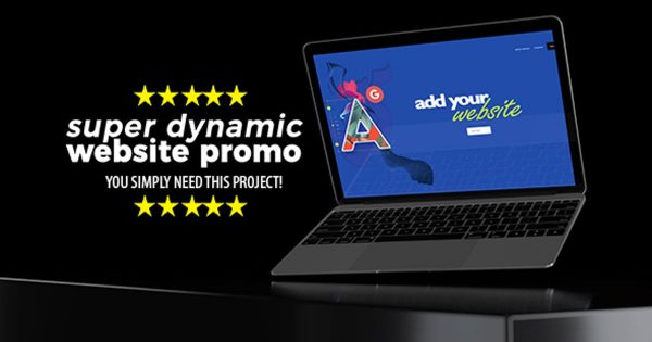 Super Dynamic Website Promo