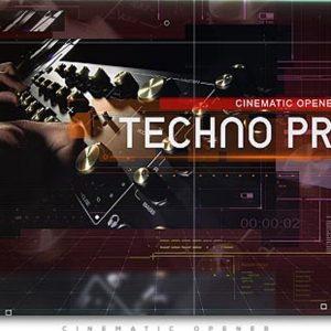 Technology Cinematic Promo