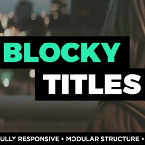 Text Box Block Titles