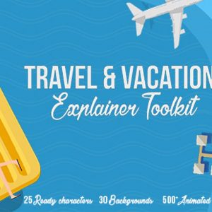 Travel & Vacations Explainer Toolkit