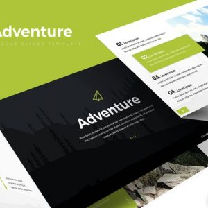 Adventure - Google Slides Template