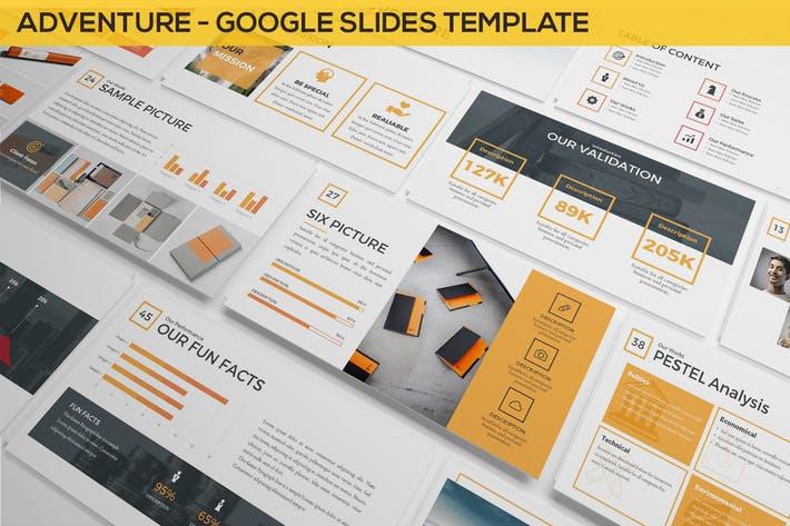 Adventure - Google Slides Template Presentation