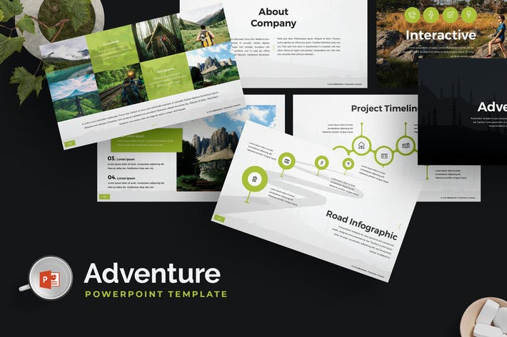 Adventure - Powerpoint Template