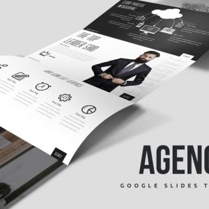 Agency Google Slides Template