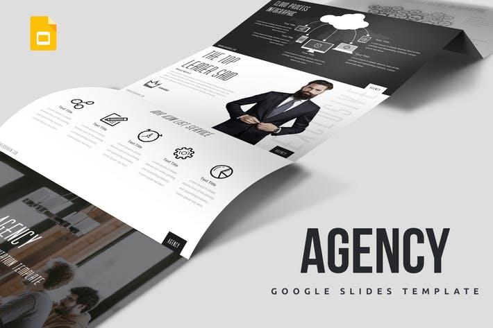 Agency Google Slides Template