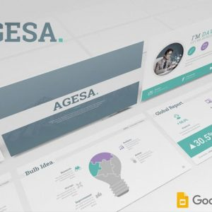 Agesa Google Slides Template
