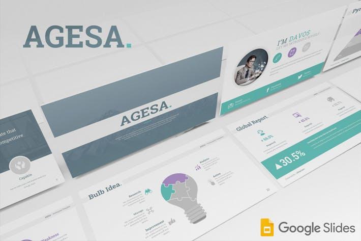 Agesa Google Slides Template