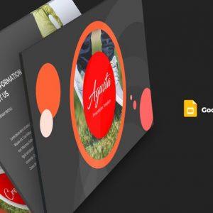 Agusta - Google Slides Template