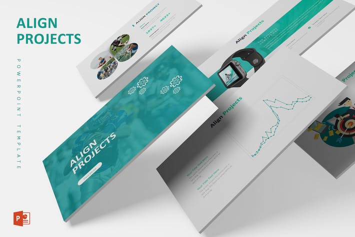 Align - Powerpoint Template