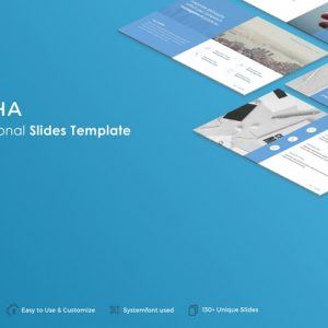 Alpha Slides Template
