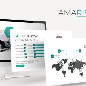 Amarish - Google Slides Template