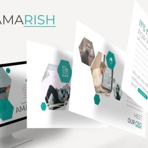 Amarish - Powerpoint Template