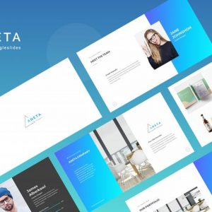Aneta Google Slides Template