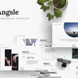 Angsle - Powerpoint Template