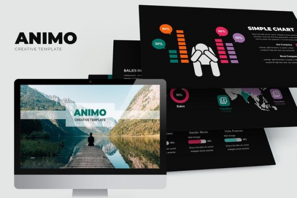 Animo : Architect Powerpoint Template