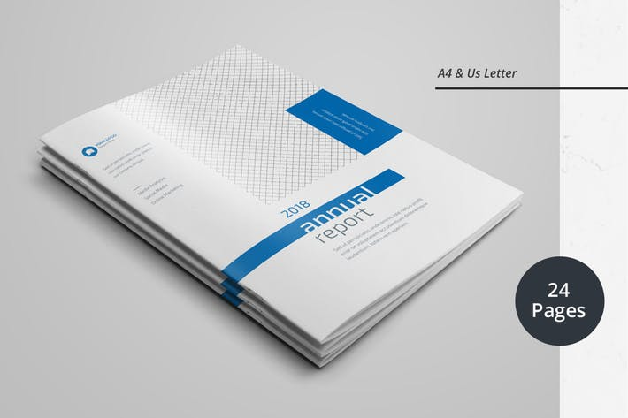 Annual Report A4 & Us Letter