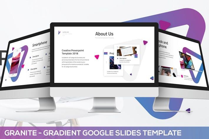 Antelope - Creative Google Slides Template
