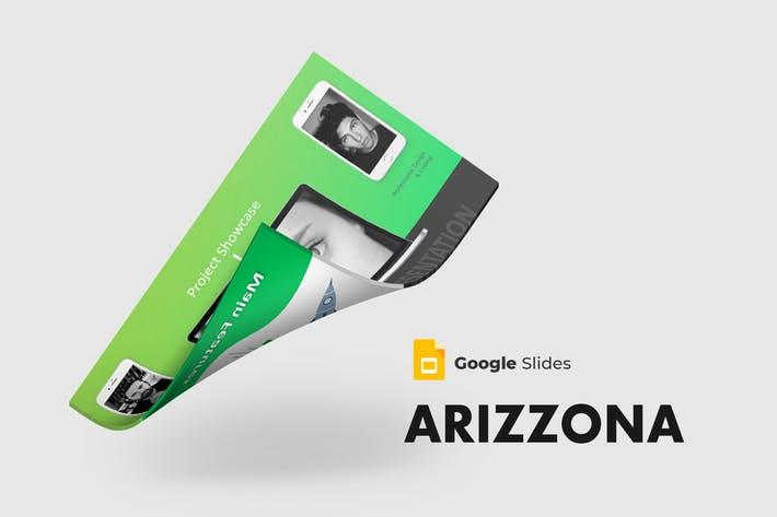 Arizona - Google Slides Template