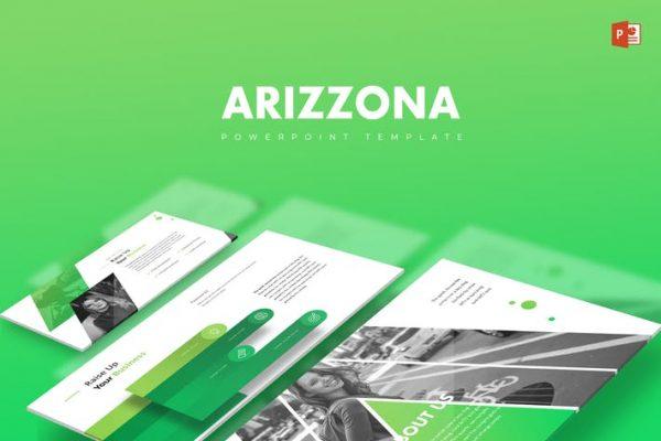 Arizona - Powerpoint Template