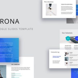 ARONA - Google Slides Presentation Template