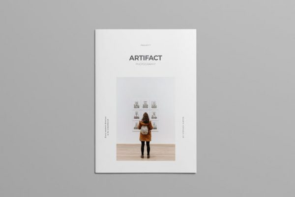 Art / Creative Brochure