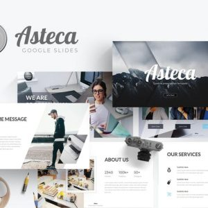 Asteca - Google Slides Template