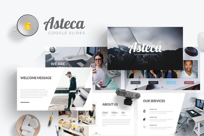 Asteca - Google Slides Template