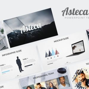 Asteca - Powerpoint Template