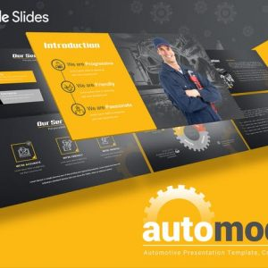 Automodus - Google Slides Template