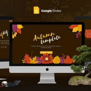Autumn - Google Slides template