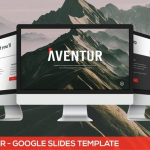 Aventur - Google Slides Presentation Template