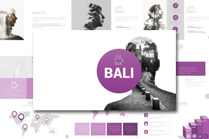 BALI Google Slides