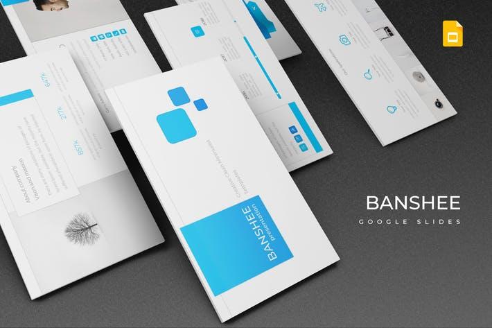 Banshee - Google Slides Template