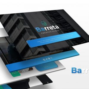 Barreta - Powerpoint Template