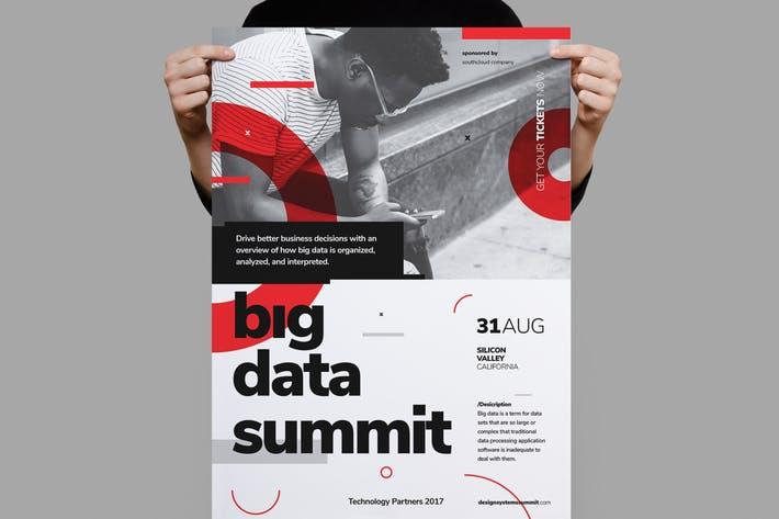 Big Data Conference Poster / Flyer