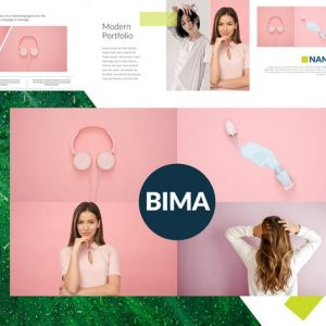BIMA Powerpoint Template