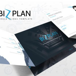 Bizplan Google Slides Template
