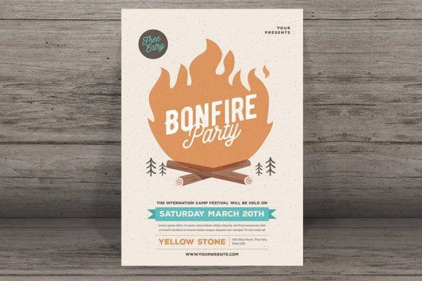 Bonfire Party