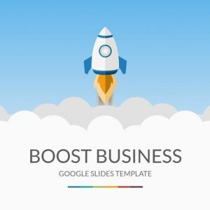 Boost Business Google SlidesTemplate