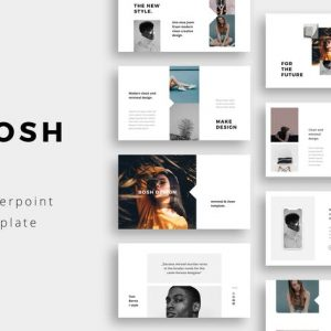 BOSH - Powerpoint Template