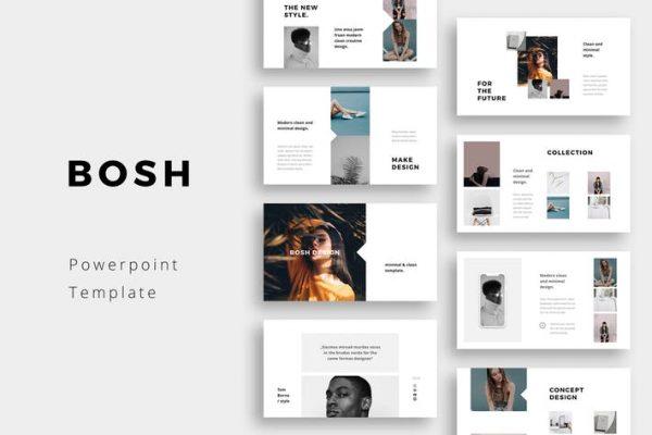 BOSH - Powerpoint Template