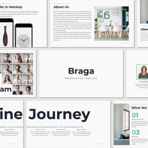 Braga - Google Slides Template